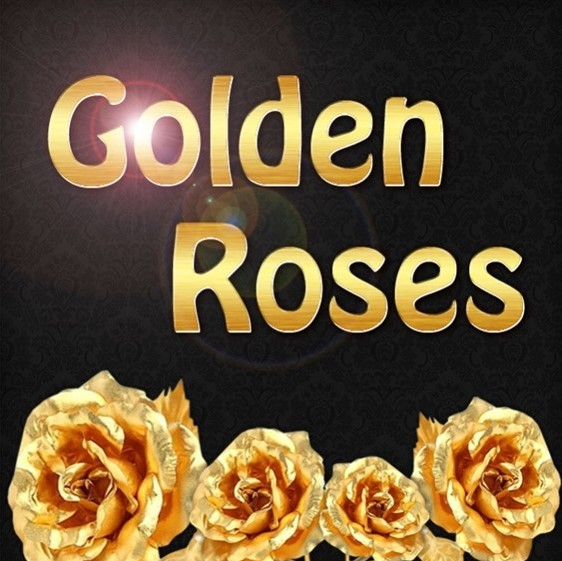 Golden Roses Logo